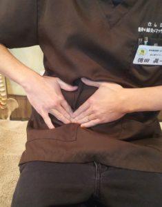 腸腰筋 マッサージ トリガーポイント 腰痛