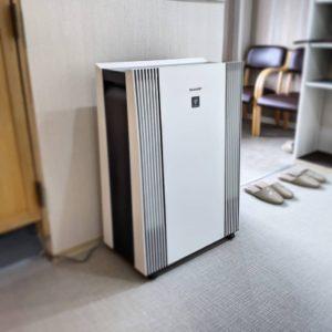 ウイルス対策 プラズマクラスター25000 業務用空気清浄機 SHARP